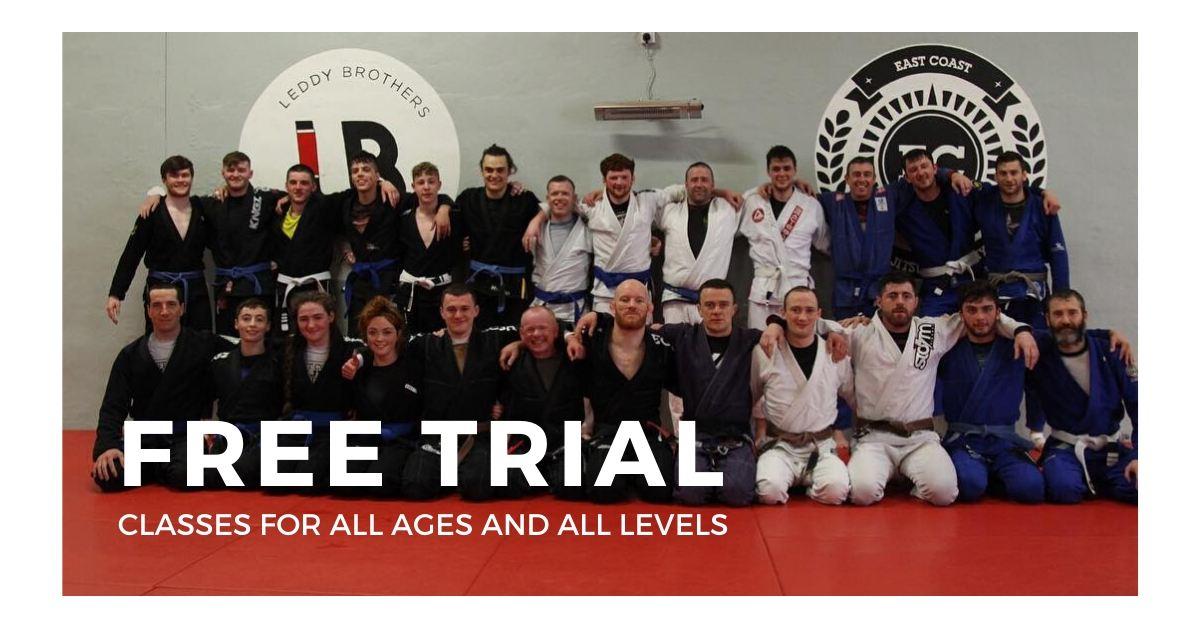 free trial class jiu jitsu